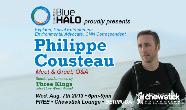 Philippe cousteau wedding